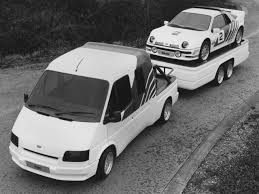 future ford he 80s were the future ford transit u0026 rs 2000 ford europe