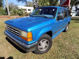 94 ford explorer xl low 86k florida miles clean rust free original