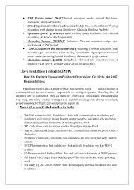 Loan Processor Resume Samples by K Vijayakumar Cv For Field Engineer Painting Insulation Fireproofing U2026