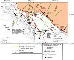Fault Line Map 12 30 2014 U2014 Drilling On California Fault Lines 3 9m Earthquake