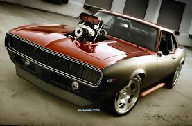1968 camaro engine for sale the cherry bomb 1968 chevrolet camaro modern lsx engine with an