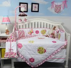 Baby Boy Bedding Sets Amazon Com Soho Little Lady Baby Crib Nursery Bedding Set 13 Pcs
