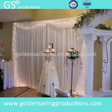 backdrops for sale new products pipe and drape wedding backdrop stage backdrop for