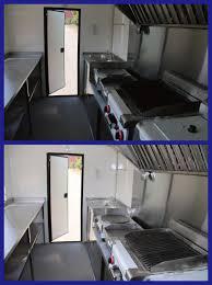 baoju fv 55 new model food truck with equipment food truck with