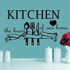 compare prices on kitchen quote wall decals online shopping buy