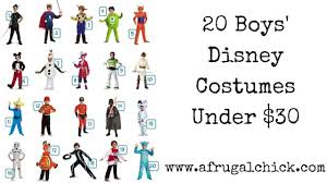 Disney Halloween Costumes Boys 20 Disney Boys U0027 Halloween Costumes 30