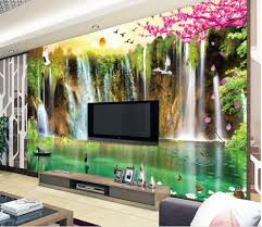 Latest Wallpaper For Living Room by Aliexpress Com Buy Mural 3d Wallpaper 3d Wall Papers For Tv