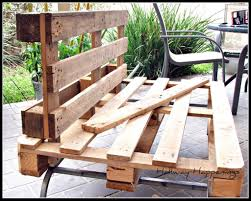 Patio Furniture With Pallets - best pallet outdoor furniture u2014 decor trends