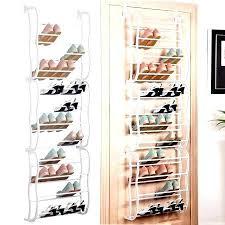 Shoe Rack For Closet Door Door Shoe Organizer Sgmun Club