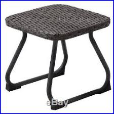 deck table and chairs outdoor 3 piece all weather patio garden conversation chair table
