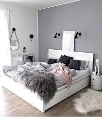 Grey Bedroom Design Black White And Grey Bedroom Best Home Design Ideas