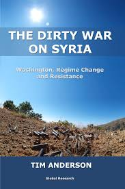 Dirty American Flag The Dirty War On Syria Professor Anderson Reveals The U201cunspoken