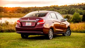 mitsubishi mirage sedan price 2017 mitsubishi mirage g4 review slightly better than the hatch
