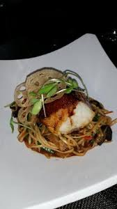 cuisine et creation chefs special creation filet firenze along with the chilean seabass