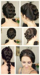 104 best hair images on pinterest hairstyles make up and braids