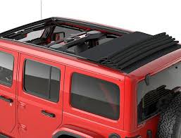 jeep soft top open jeep rolls out 2018 jl wrangler power soft top pricing will the