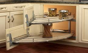 corner shelves on kitchen cabinets kitchen blind corner solutions