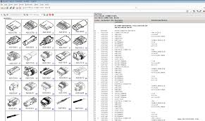 spare parts catalog repair manual citroen service box parts and