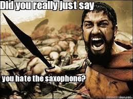 Saxophone Meme - 109 best saxophone images on pinterest music instruments