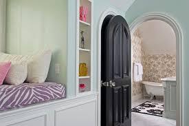 How To Paint An Interior Door 11 Reasons To Paint Your Interior Doors Black