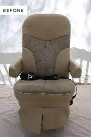 Chair Seat Covers Rv Captain Chair Seat Covers Velcromag
