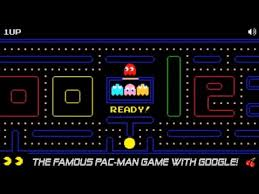doodle pacman play pac with doodle hd
