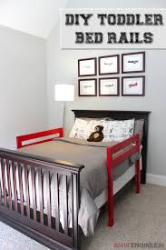 diy toddler bed rail free plans build for under 15 rogue engineer