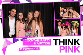 think pink cocktail party and auction photo gallery 25 october