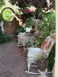 shabby chic patio decor shabby chic patio decorating ideas home design ideas