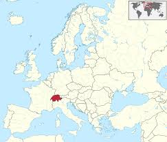 Where Is Italy On The Map by Map Europe Italy At Where Is Switzerland On A Of Where Is