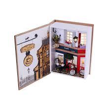 doll design book new design book model wood doll house prague s summer mini diy
