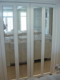 Closet Mirrored Doors Closet Door Mirror Mirrored Closet Doors Makeover Ideas Indoor
