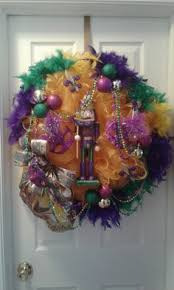 mardi gras nutcracker mardi gras wreath nutcracker wreath deco by sparetimespecialties