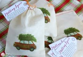 muslin favor bags mulling spice recipe today s creative