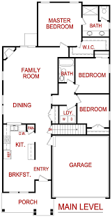 bradford floor plan the bradford custom homes in overland park ks lambie custom homes