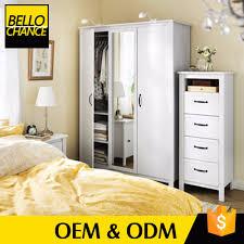 2017 malaysia furnitures bedroom modern cloth cabinet wardrobe