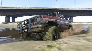 white jeep stuck in mud go stuck yourself mud mod gta5 mods com