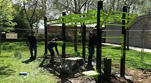 Home Gym Ideas Outdoor Home Gym Ideas Pro Tips For Building Your Own Backyard Gym