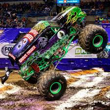 monster truck show okc grave digger home facebook