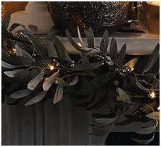 getting ready for christmas with festive decor for the home