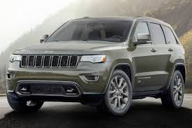 jeep vehicles list 2016 jeep grand cherokee pricing for sale edmunds