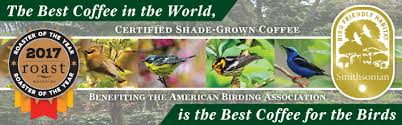 coffee benefiting the american birding association thanksgiving