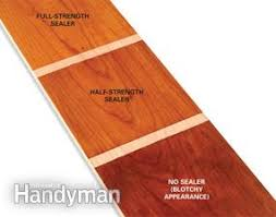 how to stain unfinished pine how to stain wood evenly without getting blotches and