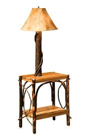 lights floor lamps with table attached togeteher lamp canada