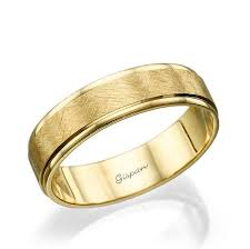 gold wedding band mens wedding band wedding ring mens wedding band yellow gold ring
