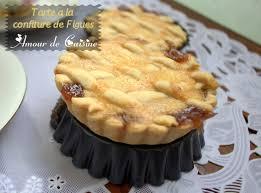 amour de cuisine chez soulef tarte a la confiture de figues samira tv amour de cuisine