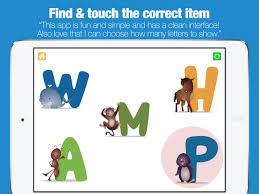abc alphabet phonics preschool game for kids on the app store