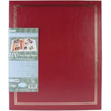 post bound photo albums postbound jumbo album 11 x 14 walmart