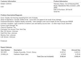 Laptop Repair Cost Estimate by Randyzwitch Com Apple Has Earned A Customer For