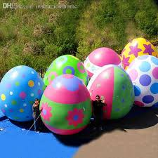 Easter Egg Decorations For Sale by Wholesale Whole Sale Giant Inflatable Easter Eggs Inflatable Egg